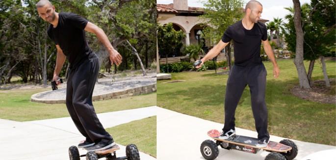 maverix le skateboard lectrique. Black Bedroom Furniture Sets. Home Design Ideas